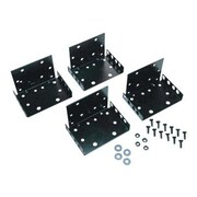 Tripp Lite 2-Post Rack-Mount/Wall Mount Adapter Kit for UPS Systems, Black (2POSTRMKITWM)