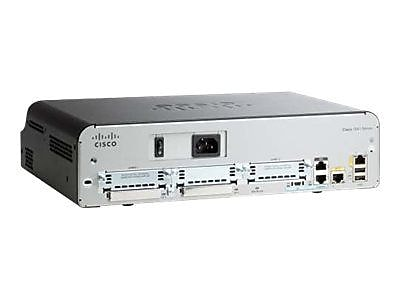 Cisco 1941 Integrated Services Router Security Bundle With SEC License PAK, 2 Port