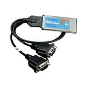 Brainboxes 2-Port RS232 Serial PCI Express Card