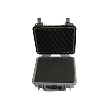 Pelican Products 1150 Protector Case With Foam, Silver