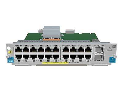 HP® Expansion Module, 20-Ports (J9536A)