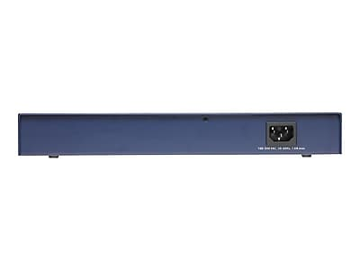 Netgear ProSAFE JGS516 Unmanaged Rack-Mountable Gigabit Ethernet Switch, 16 Port