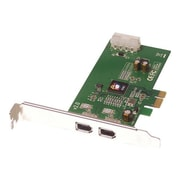 SIIG® 2-Port FireWire 1394a PCI Express Card