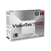 VisionTek Radeon HD 5450 2GB PCI Express 2.1 Graphics Card
