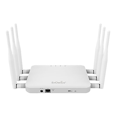 EnGenius® High-Powered Dual Band IEEE 802.11ac 1.27 Gbps Long-Range Wireless Access Point, ECB1750