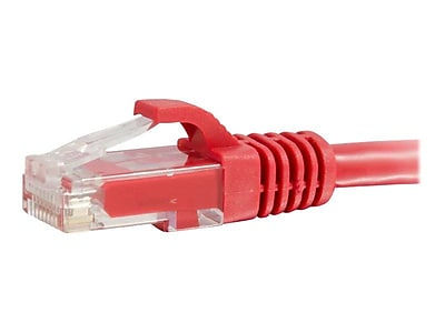 C2G® 14' CAT6 Snagless Unshielded (UTP) RJ-45 Male/Male Network Patch Cables