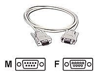 Cables To Go DB9 Extension Cable