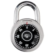 Westcott Combination Lock, 50mm/2""