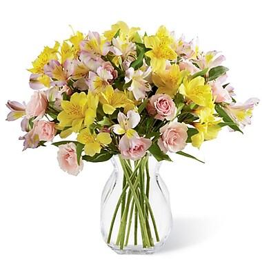 Quel bouquet fleurissant printanier