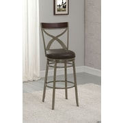 American Heritage Avalon 26'' Swivel Bar Stool