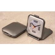 Bai Design Square Folded Travel Alarm Clock; Numeric Large