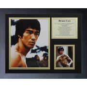 Legends Never Die Bruce Lee II Framed Memorabilia