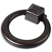 Southern Hills Hardware Cabinet Drawer Ring Pull (Set of 5); Oil Rubbed Bronze
