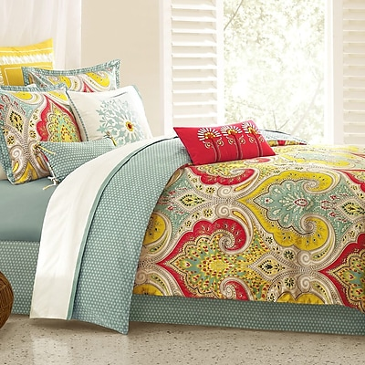 echo design Jaipur Comforter Set; Twin