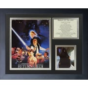 Legends Never Die Star Wars Return of the Jedi Framed Memorabilia