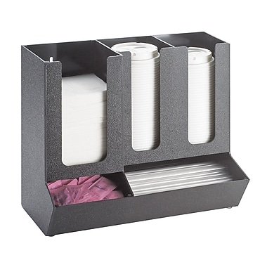 Cal-Mil Classic Straw and Lid Organizer