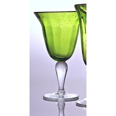 Abigails Bubble Champagne Flute Glass (Set of 4)
