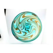 Diamond Star Glass Plate