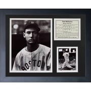 Legends Never Die Ted Williams - Rookie Framed Memorabilia