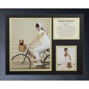 Legends Never Die Audrey Hepburn II Framed Memorabilia