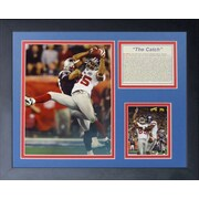 Legends Never Die David Tyree - The Catch Framed Memorabilia