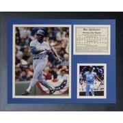 Legends Never Die Bo Jackson - Royals Framed Memorabilia