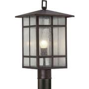 Forte Lighting Outdoor 1-Light Lantern Head