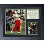 Legends Never Die Jack Nicklaus Framed Memorabilia
