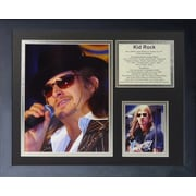 Legends Never Die Kid Rock Framed Memorabilia