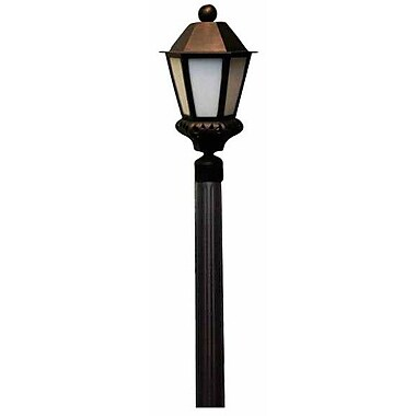 Melissa Tuscany 1-Light Lantern Head; Black