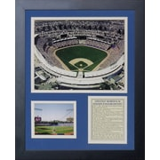 Legends Never Die Los Angeles Dodgers - Dodger Stadium Framed Memorabilia