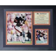 Legends Never Die Bo Jackson - Auburn Framed Memorabilia