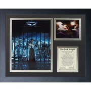 Legends Never Die Batman The Dark Knight Framed Memorabilia