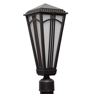 Melissa Parisian Elegance 1-Light Lantern Head; Old World