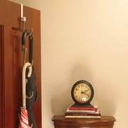 Global Door Controls Door Hanger and 4 Extended Wall Hook; Warm Gray
