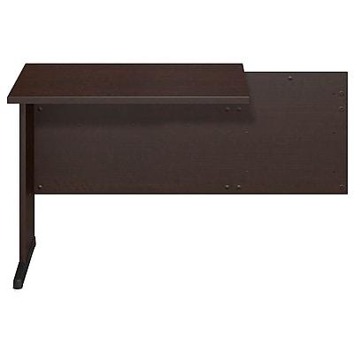 Bush Business Furniture Westfield Elite 36W x 24D C-Leg Return, Mocha Cherry (WC12935FA)