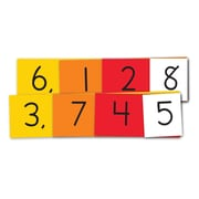 Essential Learning Place Value 4-digit Strips, Student Size, 10/Set