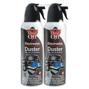FALCON SAFETY® Dust-Off® Electronic Duster, 7 oz., 2/Pack