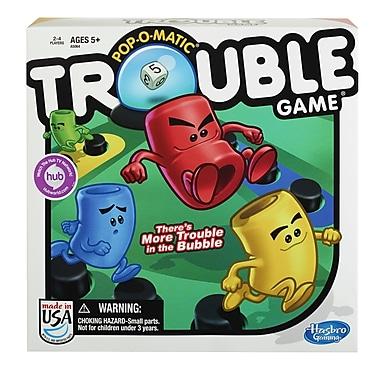 Hasbro ? Jeu Pop-O-Matic Trouble (HG A5064)