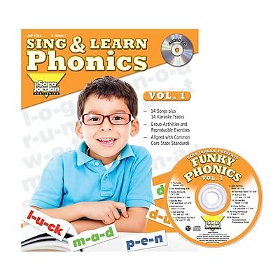 Sing & Learn Phonics, Volume 1