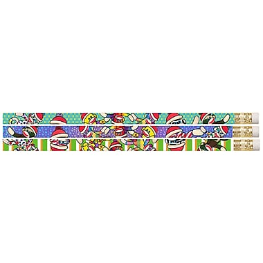 Musgrave Pencil Company Pencil, Sock-It-To-Me Monkeys, 144/Pack (MUS2531G)