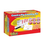 Primary Concepts™ Count-a-Pig Counting Kit, 75 Piece