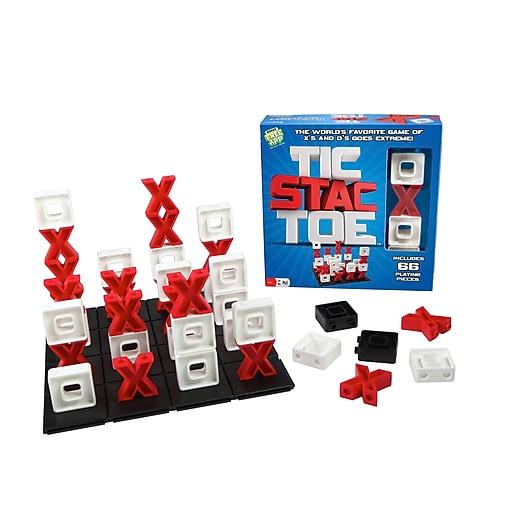 Pressman® Board Game, Tic Stac Toe