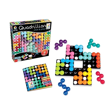 Smart Toys And Games Puzzle Game, Quadrillion (SG-540)