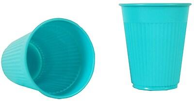 Tidi 5 oz. Blue Plastic Rinse/Drink Cup, 1000/Pack