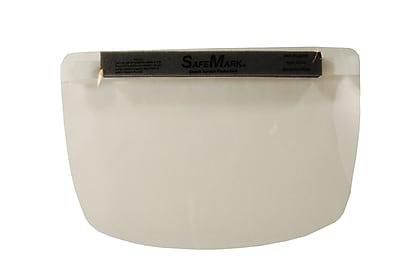 Defend® Sanax Anti-Fog Full Face Shield, 25/Box