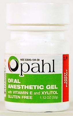 Keystone GELATO 1 Oz.Topical Anesthetic Gel, Mint