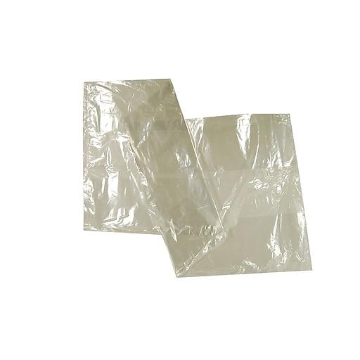 "Kerrtotalcare Pinnacle Plastic Extra-Long X-Ray Sleeve, 23"" x 31"", Clear, 200/Box"
