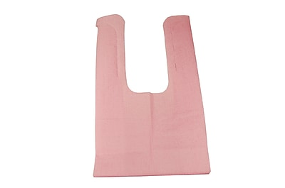 Tidi® Everyday 1-Ply Tissue Poly-Backed Chainless Bib With Ties 18