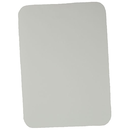 "Tidi® Ritter (B) Heavyweight Tray Cover, 8 1/2"" x 12 1/4"", White, 1000/Pack"